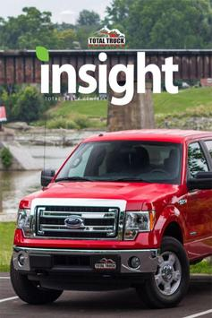 Total Truck Centers: Insight poster