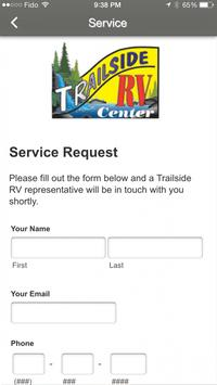 Trailside RV apk screenshot