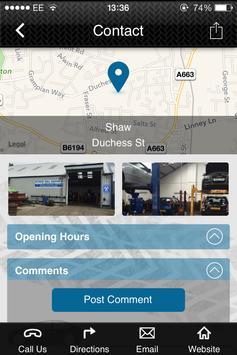 Trent Mill Garage Ltd apk screenshot