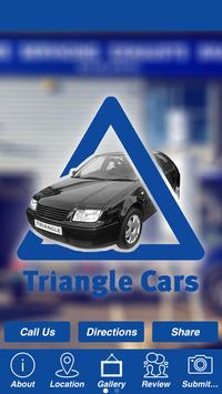 Triangle Cars poster