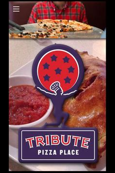 Tribute Pizza Place poster