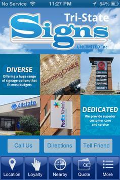 Tri-State Signs Cincinnati poster