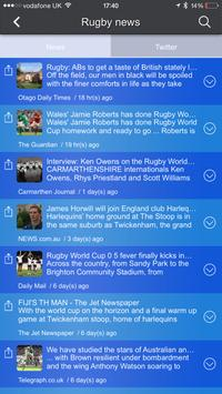 Twickenham Rugby Fan apk screenshot