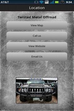 Twisted Metal Offroad apk screenshot
