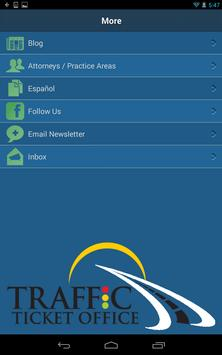 Traffic Ticket Office apk screenshot