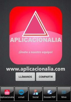Aplicacionalia apk screenshot