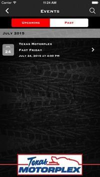 Texas Motorplex apk screenshot