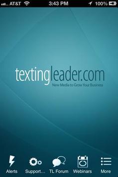 textingleader.com poster