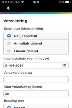 UNIT4 Scenario Advies apk screenshot