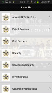 Unity One apk screenshot