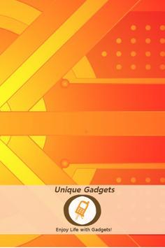 Unique Gadgets apk screenshot