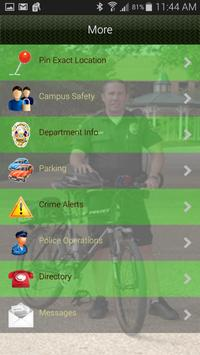 UNT Police Department apk screenshot