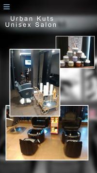 Urban Kuts Unisex Salon apk screenshot