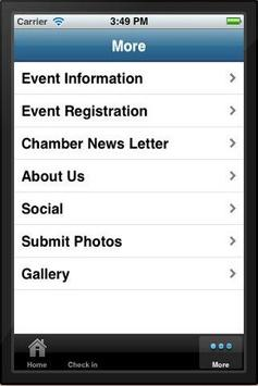 Vancouver of Chamber Commerce apk screenshot