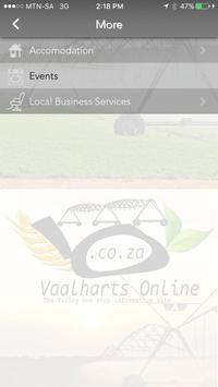 Vaalharts Online App poster