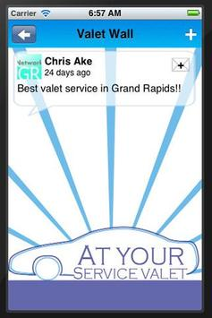 AtYourServiceValet poster