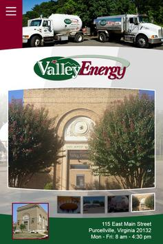 Valley Energy poster