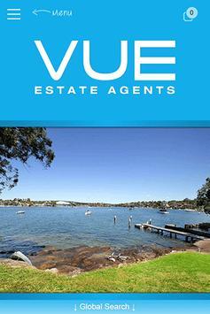 Vue Estate Agents poster