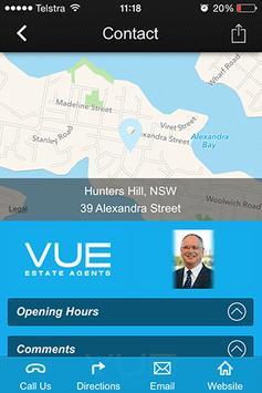 Vue Estate Agents apk screenshot