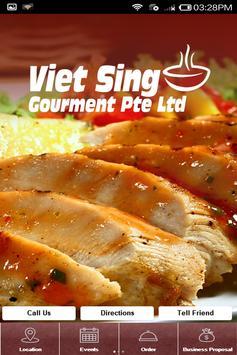 Viet & Sing Gourmet Pte Ltd poster