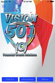 Vision 501c poster