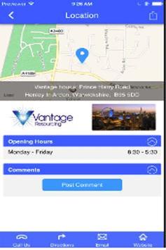 Vantage Resourcing Ltd apk screenshot