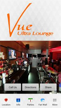 Vue Ultra Lounge poster