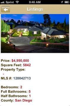 Willis Allen Real Estate apk screenshot