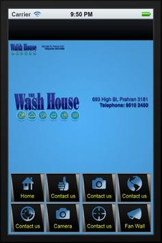 The Wash House poster