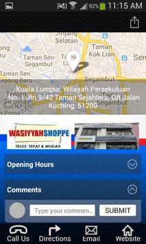 Wasiyyah Shoppe apk screenshot
