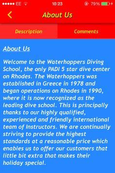 The Waterhoppers Diving School poster