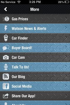 Watson Quality Ford apk screenshot