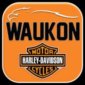 Waukon Harley-Davidson icon