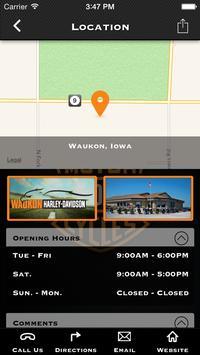 Waukon Harley-Davidson apk screenshot