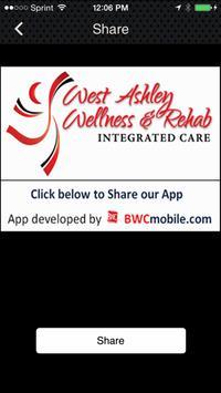 West Ashley Wellness and Rehab apk screenshot