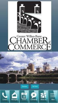 Wilkes-barre Chamber poster