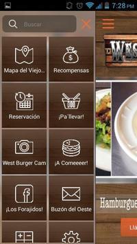 West Burger Grill apk screenshot