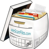 We Scan Files icon