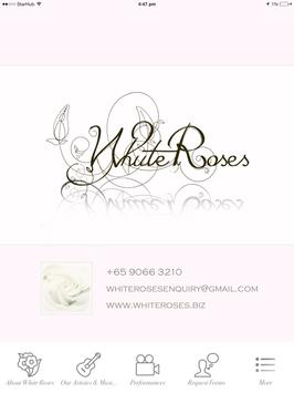 White Roses apk screenshot