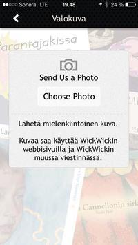 Wickwick apk screenshot