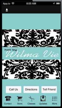 Hair by Wilma Vie poster