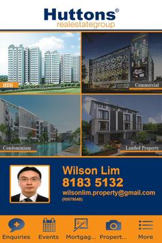 Wilson Lim poster