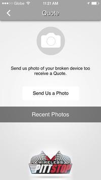 Wireless Pitt Stop apk screenshot