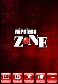 Wireless Zone - Bedford poster