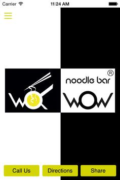 Wok Wow Noodle Bar poster