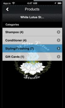 White Lotus Studio apk screenshot