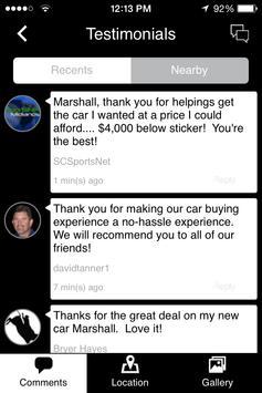 Marshall Tanner apk screenshot