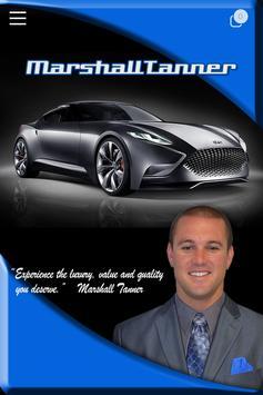 Marshall Tanner poster