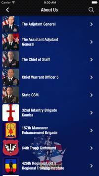 Wisconsin National Guard apk screenshot