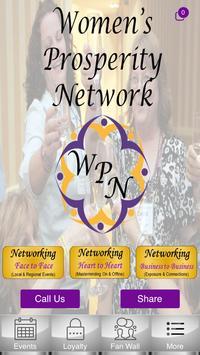 Women's Prosperity Network poster